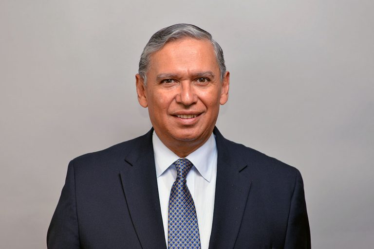 URC Welcomes Dr. Carlos Cuéllar, Executive Vice President