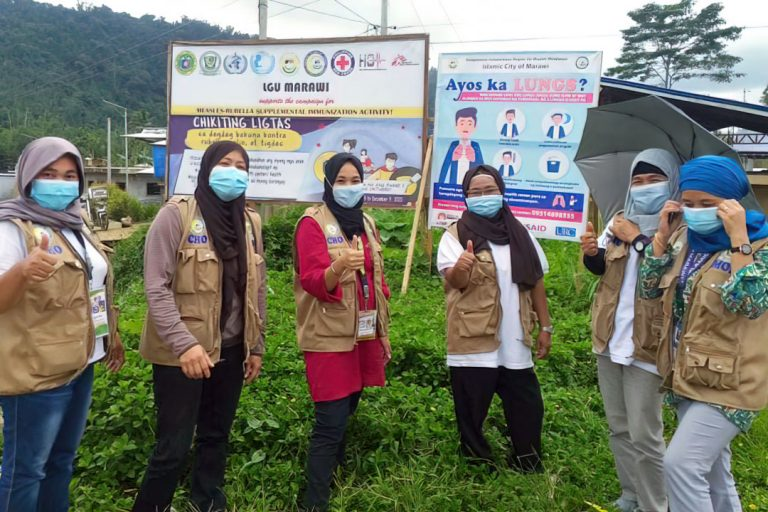 Maintaining TB Services under COVID-19