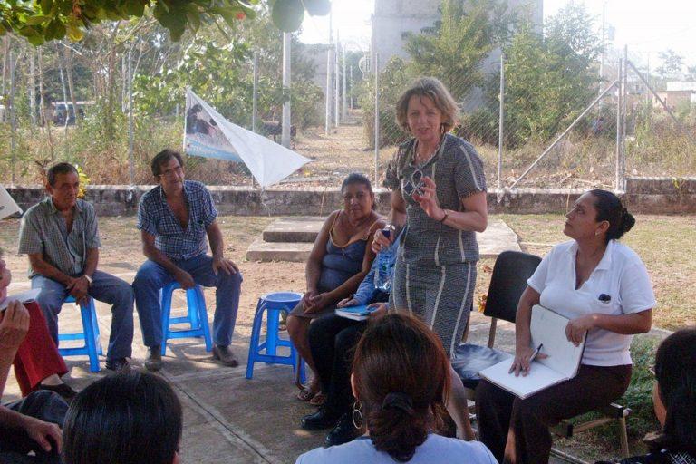 Thirty Years at URC: Reflections from Tisna Veldhuijzen van Zanten