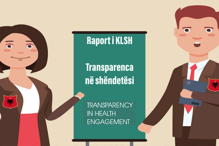 Transparency in Health Engagement Project – Interinstitutional Roundtable