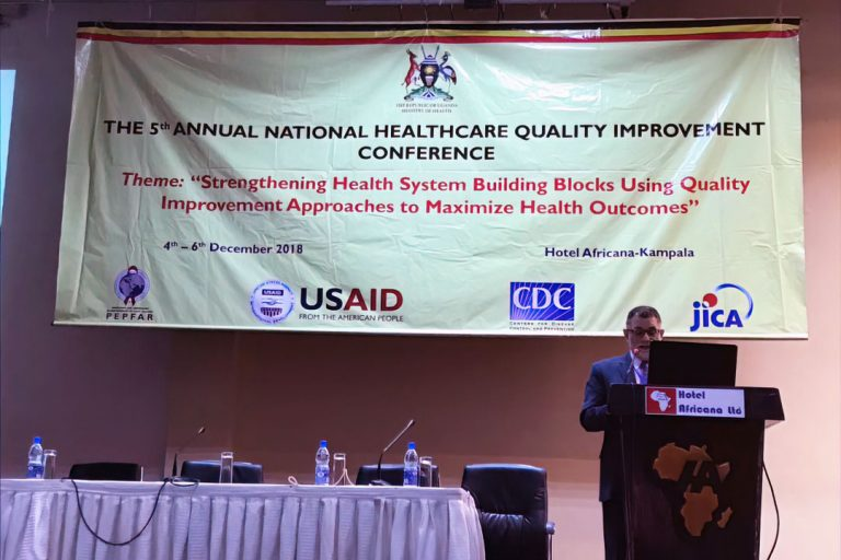 Achieving Better Health by Improving Quality of Health Care Services in Uganda