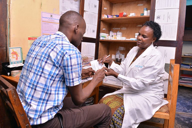 Partnering with the Private Sector to Improve TB Detection and Care