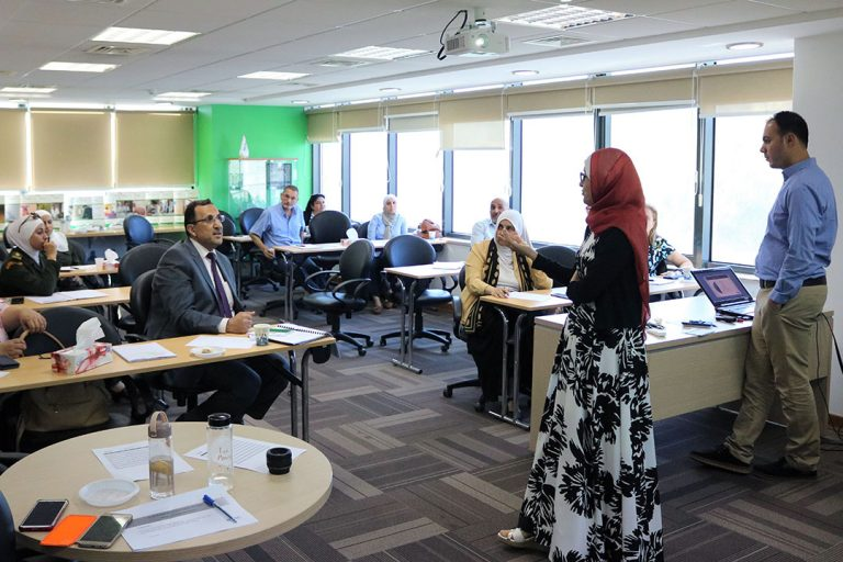 URC Project Led to Self-Sustaining Health Care Accreditation Council in Jordan