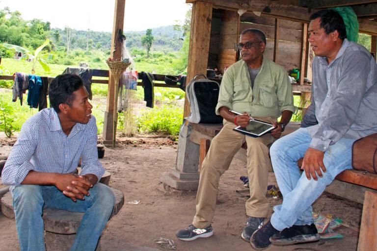 Cambodia Nears Historic Goal of Ending Malaria