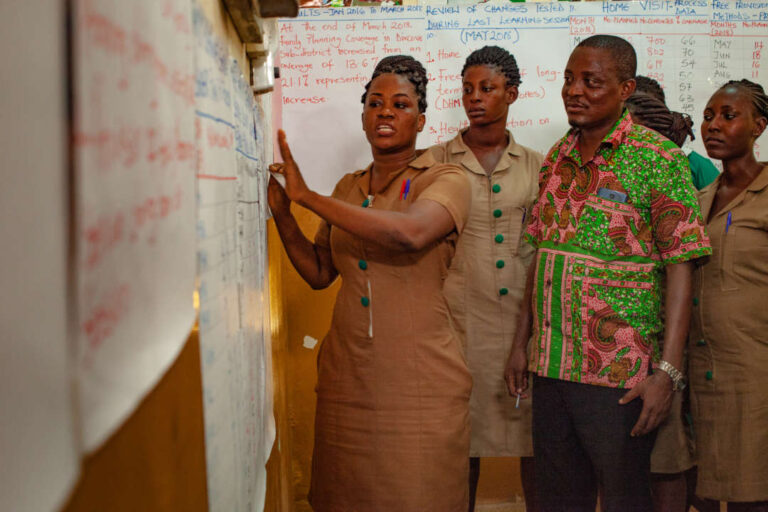 URC to Lead Quality Management Project in Ghana