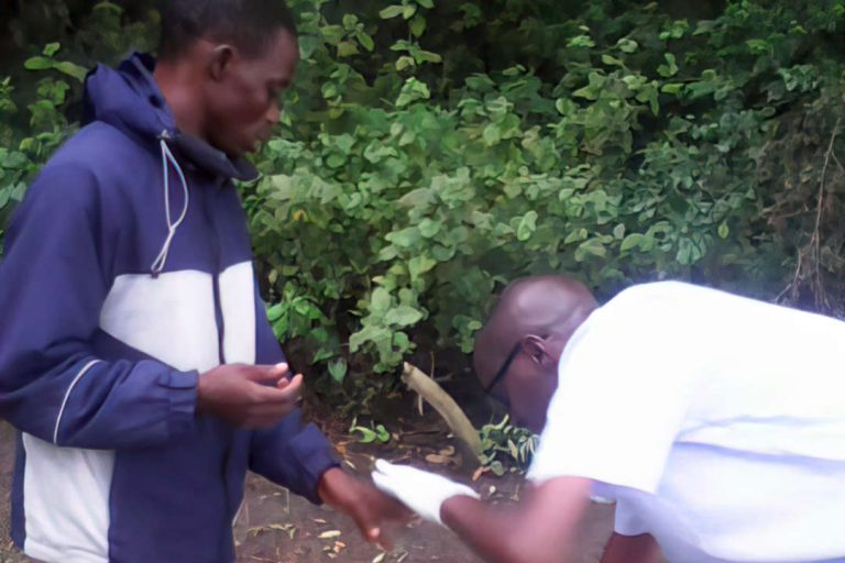 Community Health Workers in Burundi Contribute to Improved HIV Testing and Early Treatment