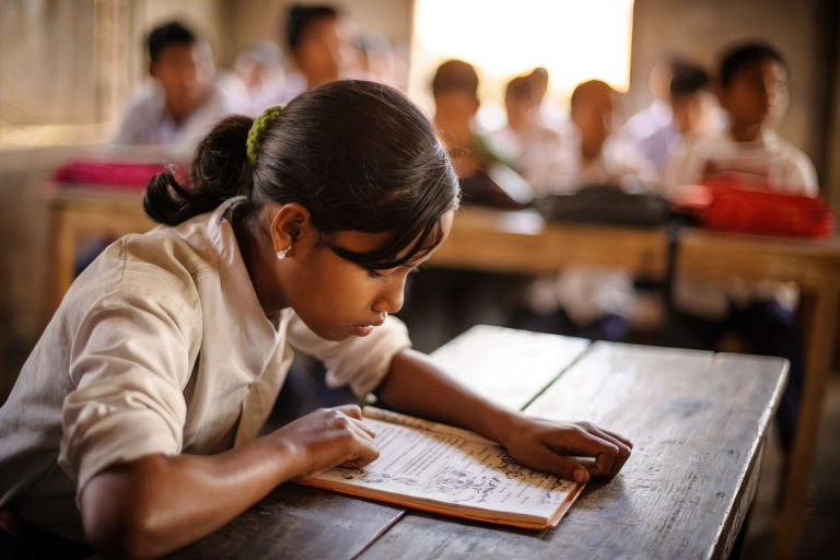 Improving Literacy by Bringing Books to Millions of Children in Local Languages