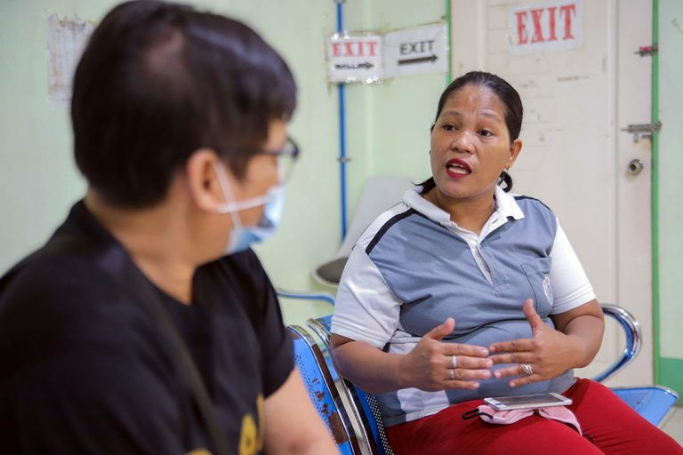 Carmen's Journey: Community-Based Drug Rehabilitation in the Philippines