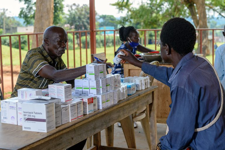Accurate Record-Keeping Makes a Difference: TB/HIV Care in Uganda