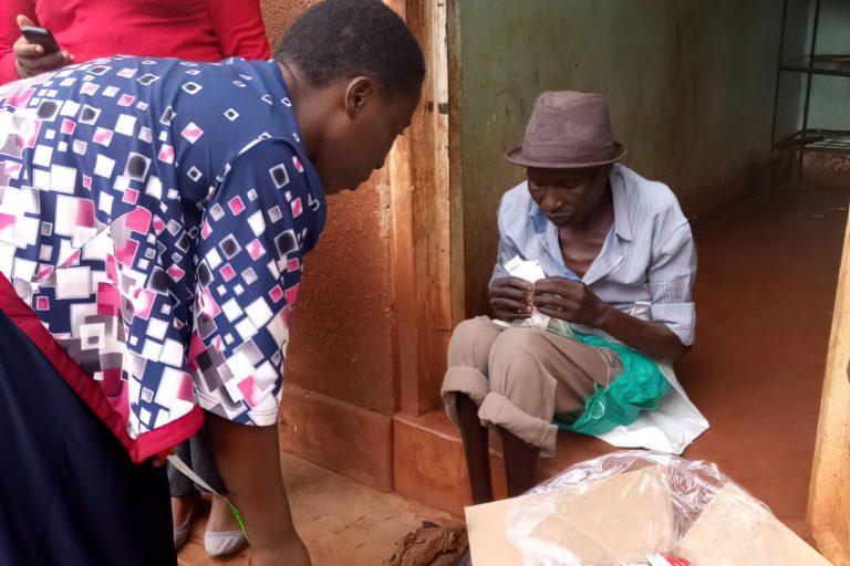HIV-Positive Peer Referrals Save Lives