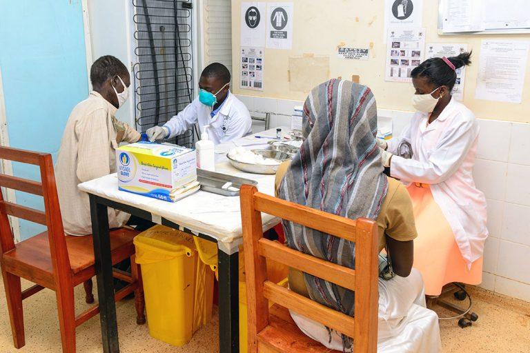 Improving HIV Viral Load Coverage in East Central Uganda