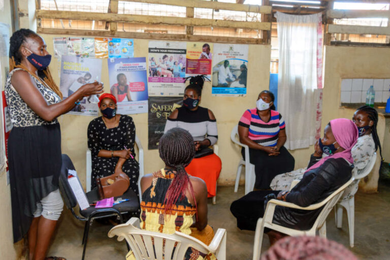 Breaking Down Barriers to Use of PrEP for HIV Prevention in Uganda