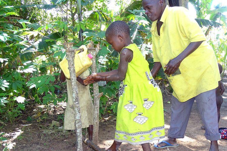 Better Sanitation and Hygiene – Better Health, Uganda