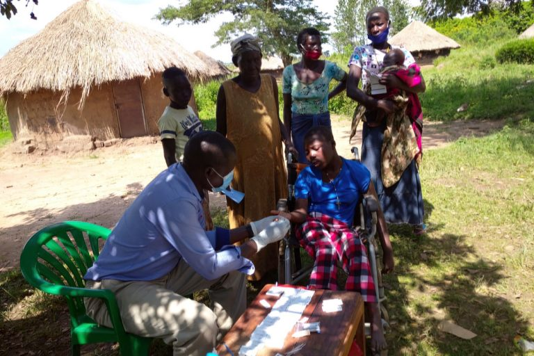 Health Worker Hero Continues Fight against Malaria during COVID-19