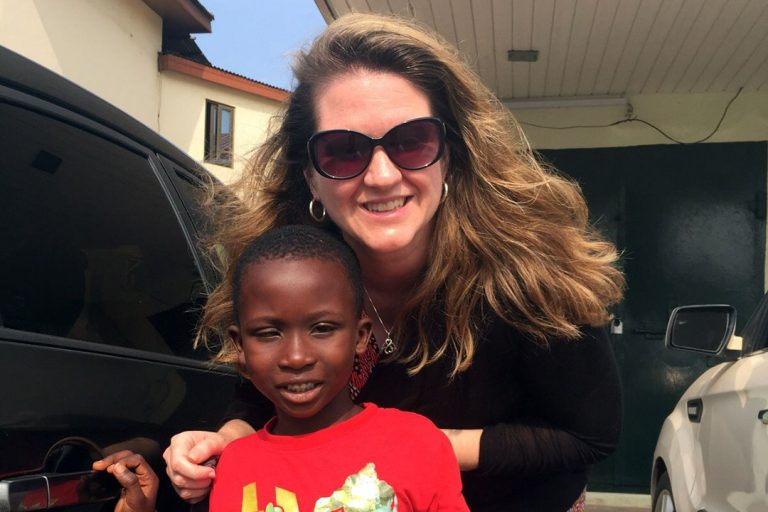 Promoting Government Ownership and Sustainability in Ghana: A Conversation with Marni Laverentz