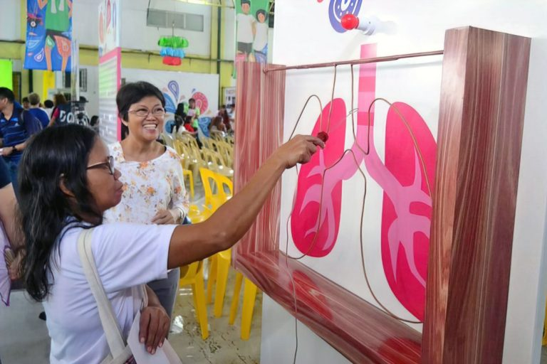 Partnership to Eliminate TB in the Philippines