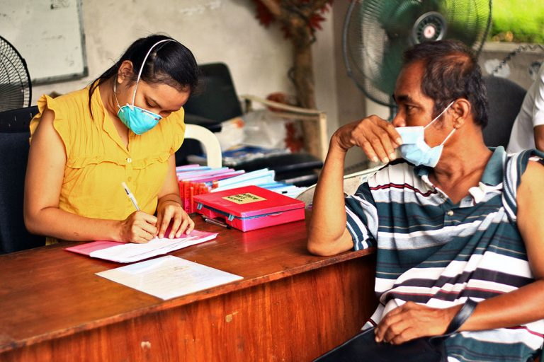 URC Wins Tuberculosis Project in Philippines